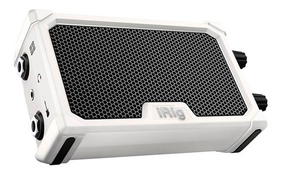 Micro Amplificador Irig Nano Com Interface - (white)-ik Mult