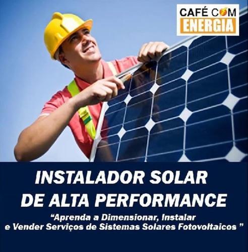 Energia Solar - ( Leia A Descrição )