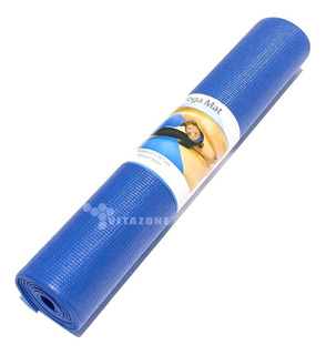 Tapete Para Yoga 4mm Antiderrapante Pilates