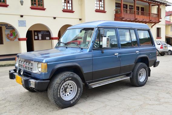Montero Mitsubishi Wagon V6 3000