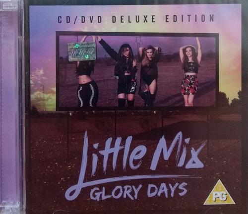 Little Mis - Glory Days Deluxe Edition Cd+dvd. Leer Las Poli