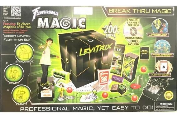 Juego Break Thru Magic Set +200 Trucos Juguete Recreativo
