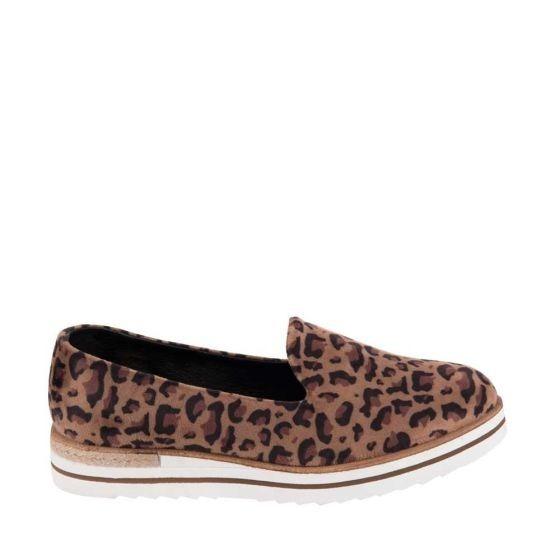Zapato Confort Shosh 296 Cof 825088 Suela Antiderrapante
