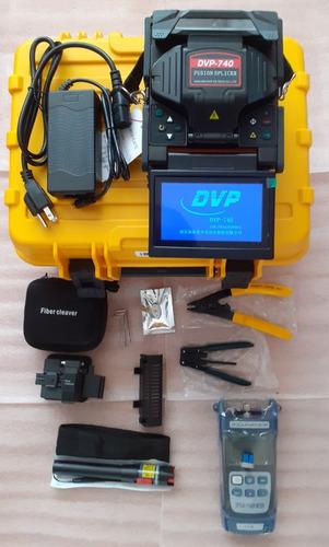 Fibras Opticas: Fusionadora De Fibras Opticas Dvp-740