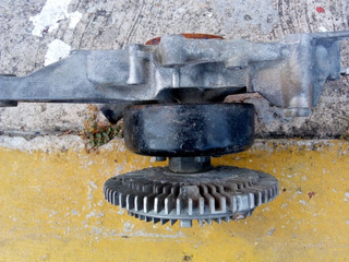 Fan Clutch Bomba De Agua Mercedes Benz 320 V6 3.2