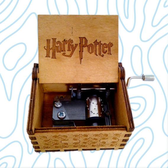Caja Musical Harry Potter Cajita De Música