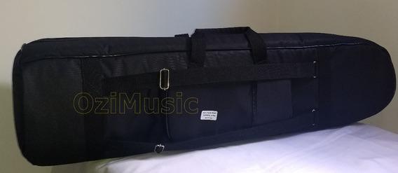 Capa Bag Trombone Michael Weril Eagle Quasar Extra Luxo