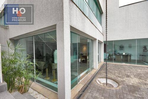 Imagem 1 de 25 de Sobrado Com 3 Dormitórios 3 Suítes À Venda, 356 M² - Planalto Paulista - São Paulo/sp - So0080