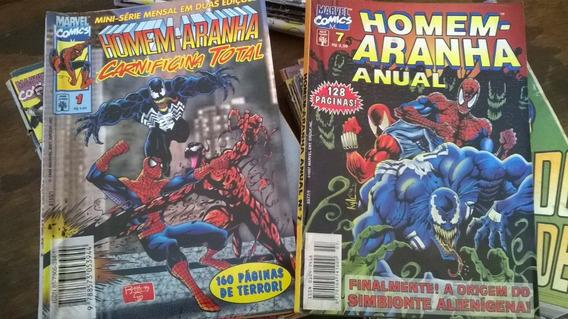 Lote 30 Gibis Homem Aranha