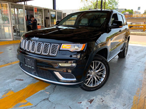 Jeep Grand Cherokee 5.7 Summit Elite Plinum 4x4 At 2017