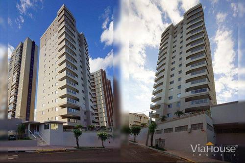 Apartamento Com 3 Dormitórios À Venda, 148 M² Por R$ 730.000,00 - Bosque Das Juritis - Ribeirão Preto/sp - Ap5209