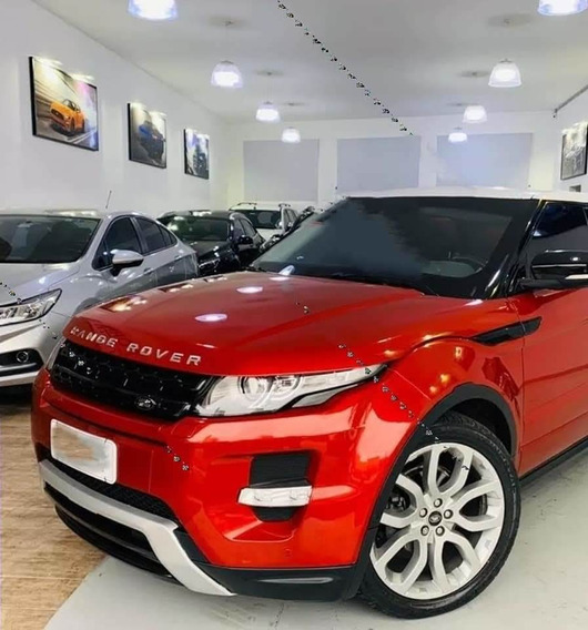 Land Rover Evoque 2012 2.0 Si4 Dynamic 5p