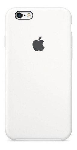 Capa Original Apple iPhone 6 / 6s, Branca - Mky22bz/b Apple