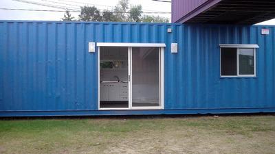 Contenedores Vivienda Oficina Conteiner Depocito Casas