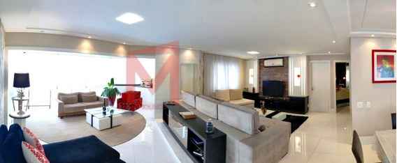 Apartamento A Venda No Bairro Vila Santo Estevão Em São - Mc384-1