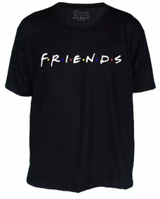 Camisa Camiseta Friends Series Netflix Otima Qualidade Top