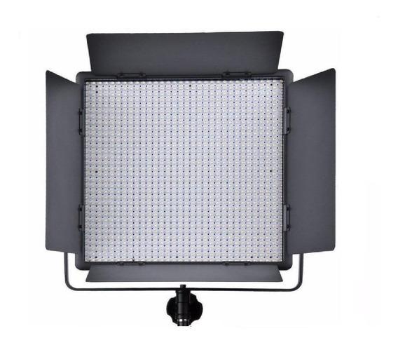 Luz contínua tipo painel Godox LED1000 branca-quente/branca-fria