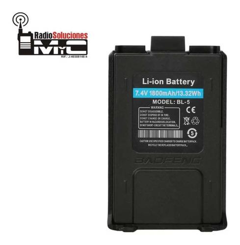 Bateria Para Radio Baofeng Uv-5r Series Standart