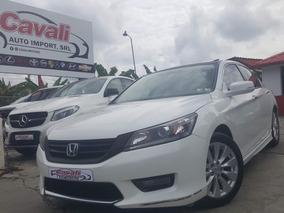Honda Accord Blanco 2014