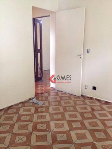 Apartamento Com 2 Dormitórios À Venda, 52 M² Por R$ 175.000,00 - Independência - São Bernardo Do Campo/sp - Ap2206