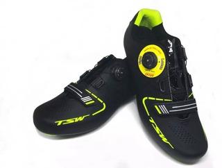 Sapatilha Speed Smart Preta/verde Tsw Promoção