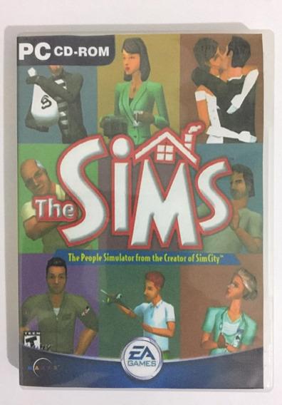 The Sims 1 Pc Game - Enviado Pelos Correios