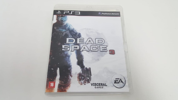 Jogo Dead Space 3 - Ps3 - Original