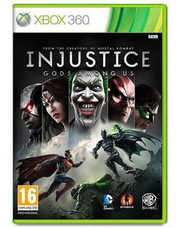 Injustice :good Among Us Xbox 360/ Xbox One