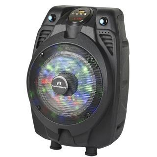 Parlante Portatil Potenciado Audio Sonic As610 Bt Fm Mp3