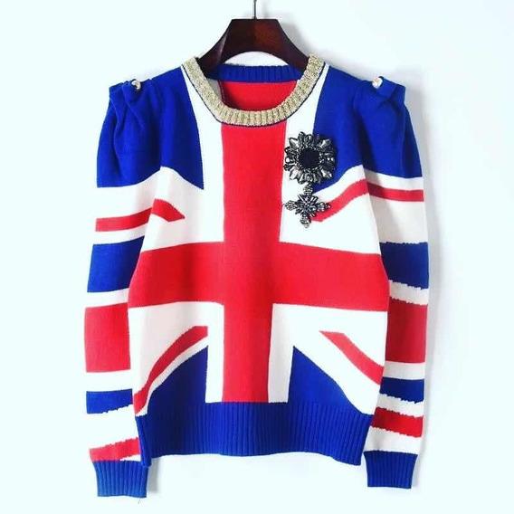 Sueter Bandera Inglaterra