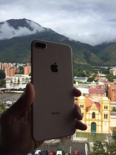 iPhone 8 Plus 64 Gb Gold Como Nuevo