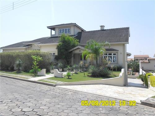 Casa Residencial À Venda, Cond. Bougainville, Valinhos. - Ca1925