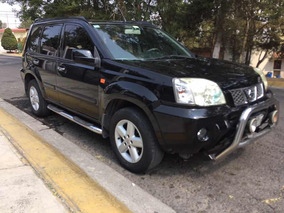 Nissan X-trail 2.5 Slx Lujo At 2007