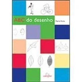 Livro Abc Do Desenho Pierre Porte