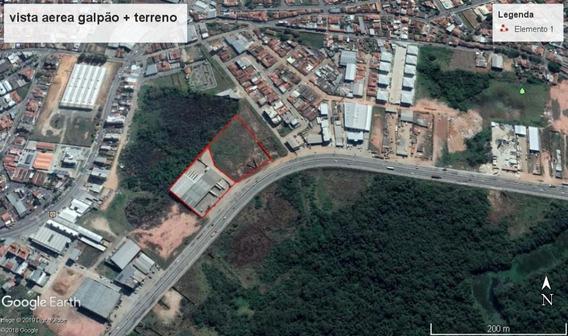 Galpões Sob Medida (modalidade Bts) Para Locação Em Pouso Alegre - Mg. - Gl419l