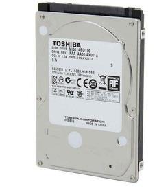 Hd Toshiba 1tb Notebook