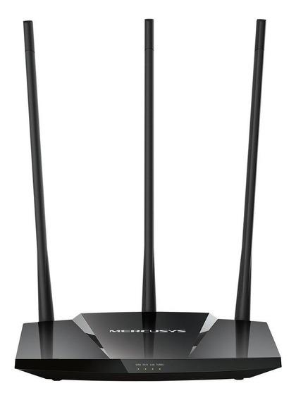 Roteador Mercusys Wireless Mw330hp 300mbps 3 Antenas