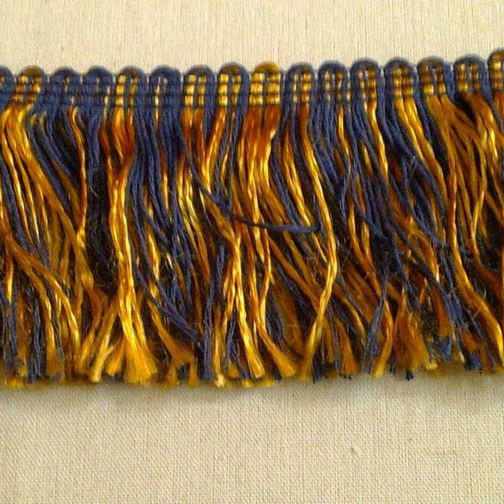 Aia-59 Fleco Rayón Bicolor Por 10mts