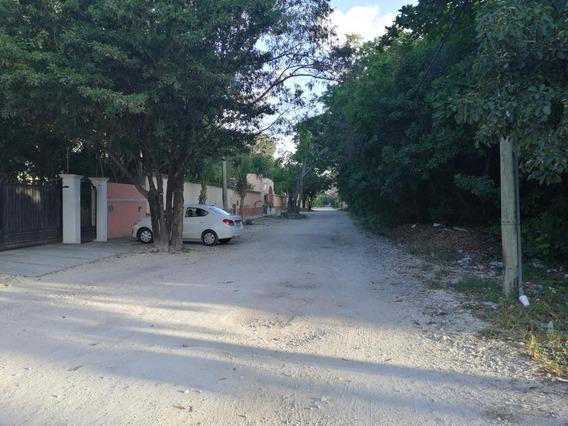 6500 M2. Excelente Terreno En Renta En Cancún Av. Colegios C2710
