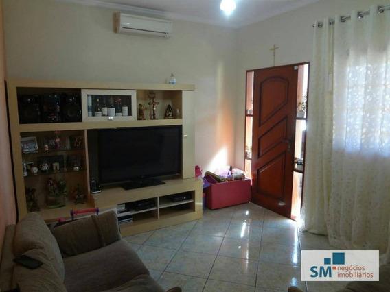Casa Residencial À Venda, Vila Marajó, Várzea Paulista. - Ca0176