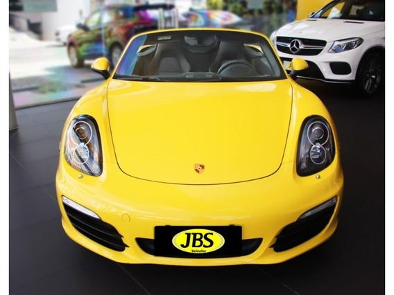 Boxster 2.7 I6 24v Gasolina 2p Automático 8939km