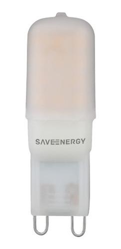 Lâmpada Led G9 2700k 2w 127v Saveenergy Se-265.507