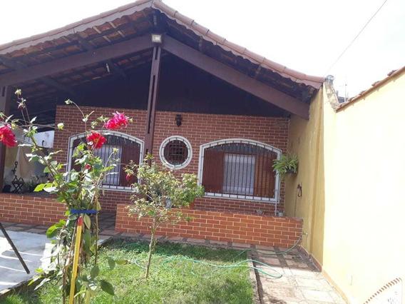 Casa Mongaguá - Aceito Também Permuta Por Casa Em São Paulo