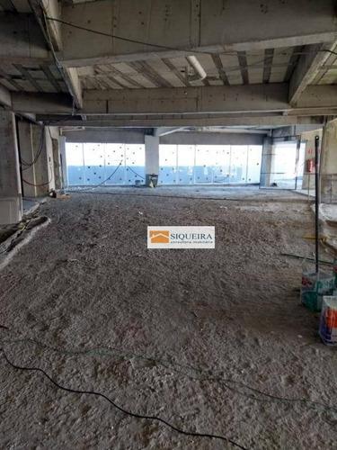 Edifício West Point - Sala Para Alugar, 650 M² Por R$ 25.000/mês - Parque Campolim - Sorocaba/sp - Sa0151