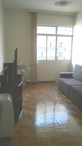 Apartamento Com 3 Quartos Para Comprar No Centro Em Belo Horizonte/mg - Sim2947