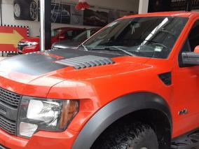 Ford Lobo Raptor Svt 2011