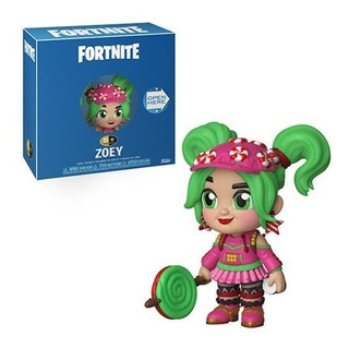 Funko Pop 5 Star-fortnite - Zoey