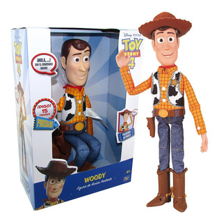 Muñeco Woody Toy Story 4 Figura De Acción Habla