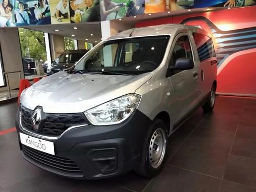 Renault Kangoo Confort 5a 2021 Mixta Oportunidad!!!!(nv)