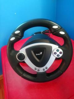 Volante Genius Twinwheel Para Pc